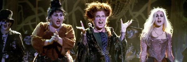 hocus pocus 2, villanas. Winifred, Sarah, Mary
