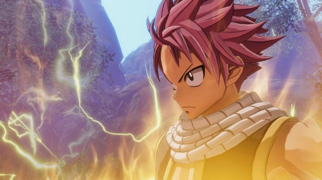 Fairy Tail juego RPG nuevo video promocional