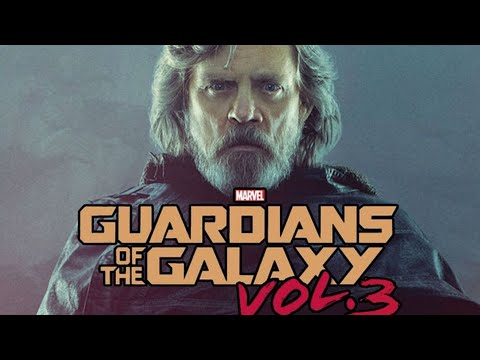 Guardians of the Galaxy vol. 3 mark hamill the hype geek
