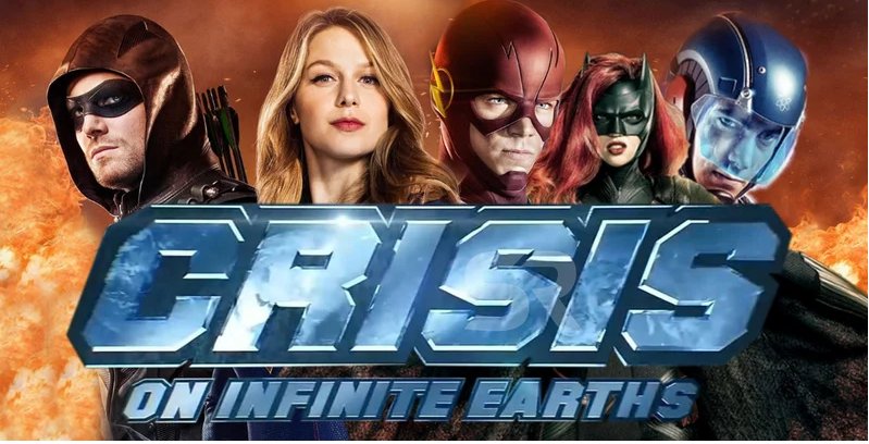 Crisis on Infinite Earths  - Poster