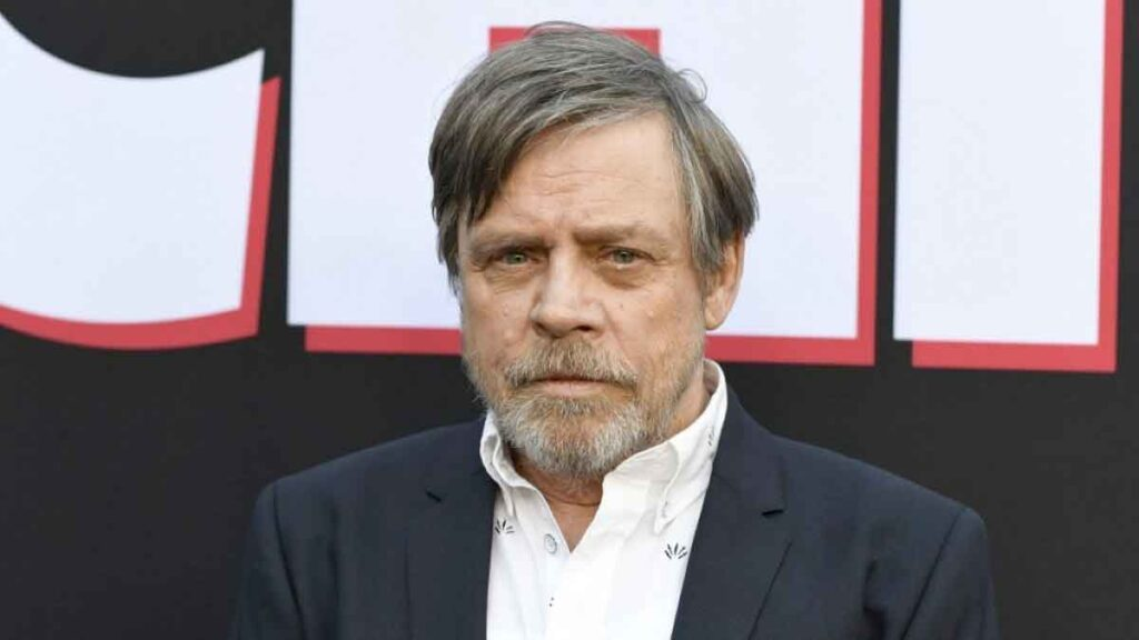 Actor Mark Hamill en Guardians of the Galaxy  Vol.3 - the hype geek