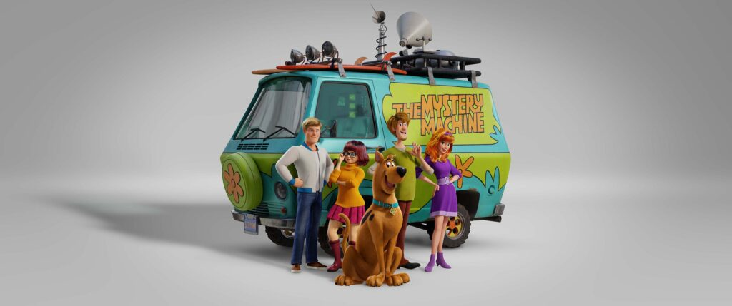 Scooby!, Cast