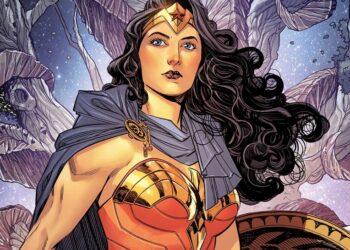 Wonder Woman #750 portada