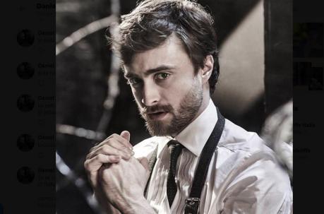 Foto: Twitter Daniel Radcliffe thehypegeek.com
